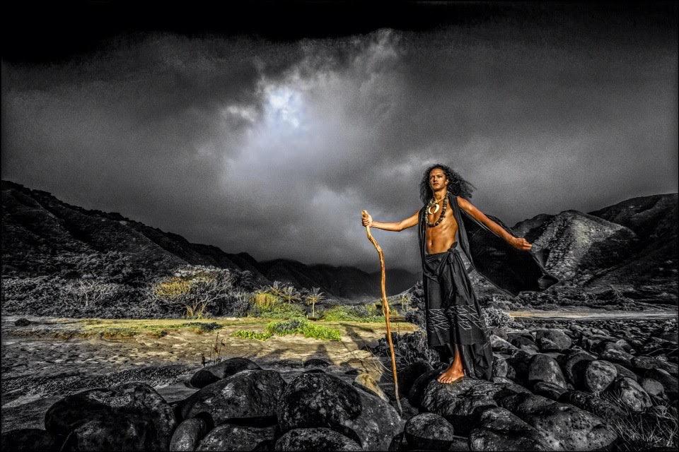 Image of Kumu Pa'a Kawika Foster